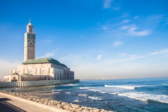 casablanca, mosque, sea-2807439.jpg